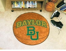 "Baylor Bears 27"" Basketball Floor Mat"