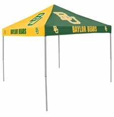 Baylor Bears Green / Yellow Logo Canopy Tailgate Tent