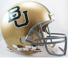 Baylor Bears Riddell Pro Line Authentic Helmet