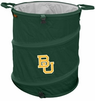 Baylor Bears Tailgate Trash Can / Cooler / Laundry Hamper