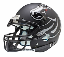 Boise State Broncos Black Schutt XP Authentic Helmet