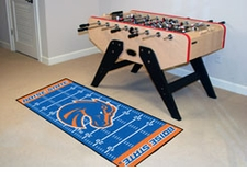 "Boise State Broncos Football Runner 30""x72"" Floor Mat"