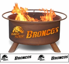 Boise State Broncos Outdoor Fire Pit
