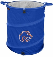 Boise State Broncos Tailgate Trash Can / Cooler / Laundry Hamper