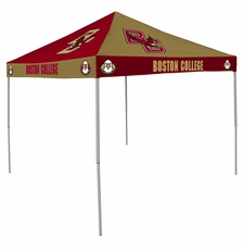 Boston College Eagles Gold / Maroon Checkerboard Logo Canopy Tailgate Tent