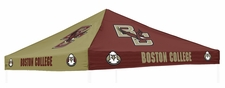 Boston College Eagles Red / Gold Logo Tent Replacement Canopy