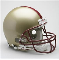 Boston College Eagles Riddell Pro Line Authentic Helmet