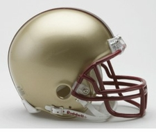 Boston College Eagles Riddell Replica Mini Helmet