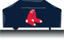 Boston Red Sox Deluxe Barbeque Grill Cover