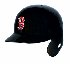 Boston Red Sox Left Flap Rawlings Authentic Batting Helmet