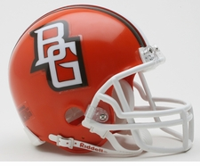 Bowling Green Falcons Riddell Replica Mini Helmet