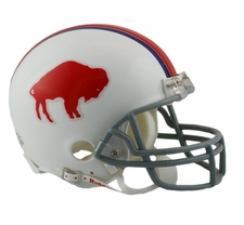 Buffalo Bills 1965-73 Throwback Replica Mini Helmet