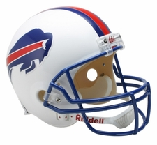 Buffalo Bills 1976-83 Throwback Riddell Deluxe Replica Helmet