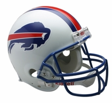 Buffalo Bills 1976-83 Throwback Riddell Pro Line Helmet