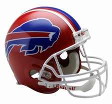 Buffalo Bills 1987-2001 Throwback Riddell Pro Line Helmet