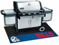 Buffalo Bills 26x42 Grill Mat