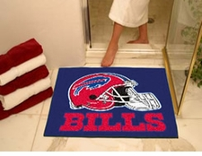 "Buffalo Bills 34""x45"" All-Star Floor Mat"