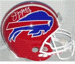 Buffalo Bills Autographed Football Gear