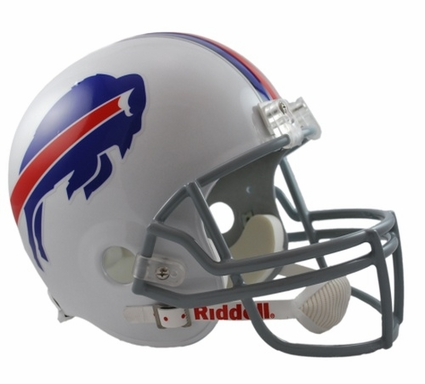 Buffalo Bills Full-Size Deluxe Replica Helmet