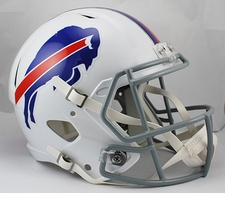 Buffalo Bills Full-Size Deluxe Replica Speed Helmet