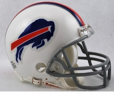 Buffalo Bills Riddell Replica Mini Helmet