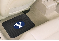 BYU Cougars 14x17 Rubber Utility Mat