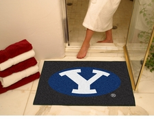 "BYU Cougars 34""x45"" All-Star Floor Mat"