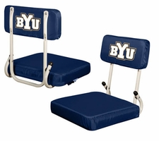 BYU Cougars Hard Back Stadium Seat