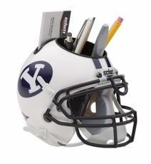 BYU Cougars Helmet Desk Caddy