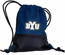 BYU Cougars String Pack / Backpack