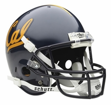 California Berkley Golden Bears Schutt Full Size Replica Helmet