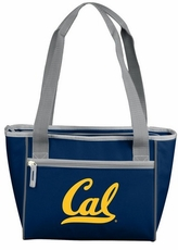 California Golden Bears 16 Can Cooler Tote