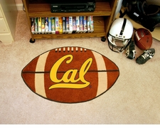 "California Golden Bears 22""x35"" Football Floor Mat"