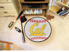 "California Golden Bears 27"" Baseball Floor Mat"