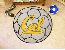 "California Golden Bears 27"" Soccer Ball Floor Mat"