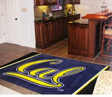 California Golden Bears 4'x6' Floor Rug