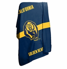 California Golden Bears Classic Fleece Blanket