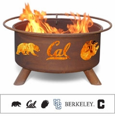California Golden Bears Outdoor Fire Pit