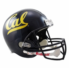 California Golden Bears Riddell Deluxe Replica Helmet
