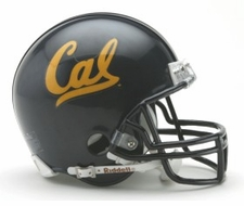 California Golden Bears Riddell Replica Mini Helmet