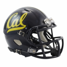 California Golden Bears Riddell Speed Mini Helmet