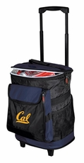 California Golden Bears Rolling Cooler