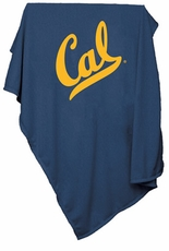 California Golden Bears Sweatshirt Blanket