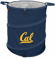 California Golden Bears Tailgate Trash Can / Cooler / Laundry Hamper