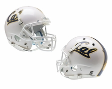 California Golden Bears White Schutt XP Full Size Replica Helmet