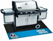 Carolina Panthers 26x42 Grill Mat