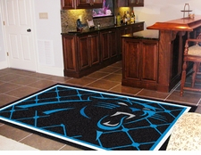 Carolina Panthers 5'x8' Floor Rug