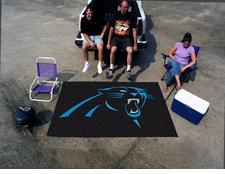 Carolina Panthers 5'x8' Ulti-mat Floor Mat