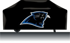 Carolina Panthers Deluxe Barbeque Grill Cover