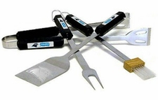 Carolina Panthers Grill BBQ Utensil Set